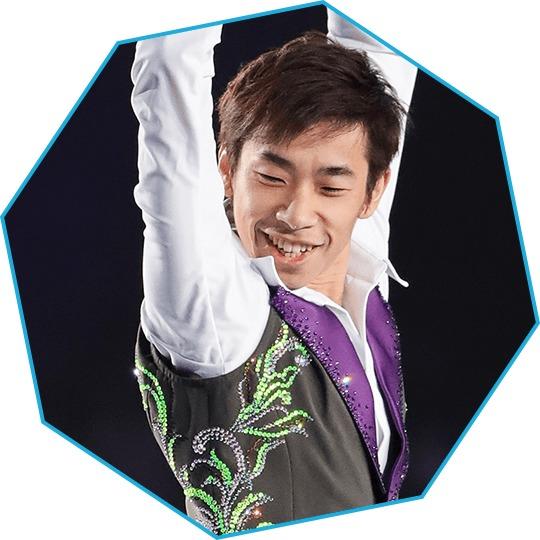 昨年の『THE ICE』では浅田真央の前で泣きじゃくった織田信成。今年はどんなパフォーマンスを見せてくれるのだろうか