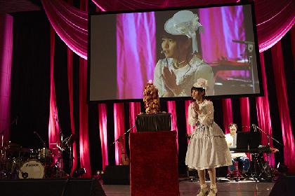 公国民歓喜! 竹達彩奈、初のFC限定イベント&バースデーイベントはサプライズ満載