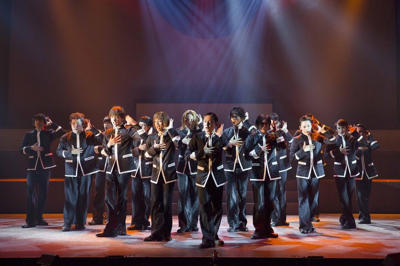 【第二章】學蘭歌劇『帝一の國』-決戦のマイムマイム-  (C)古屋兎丸/集英社