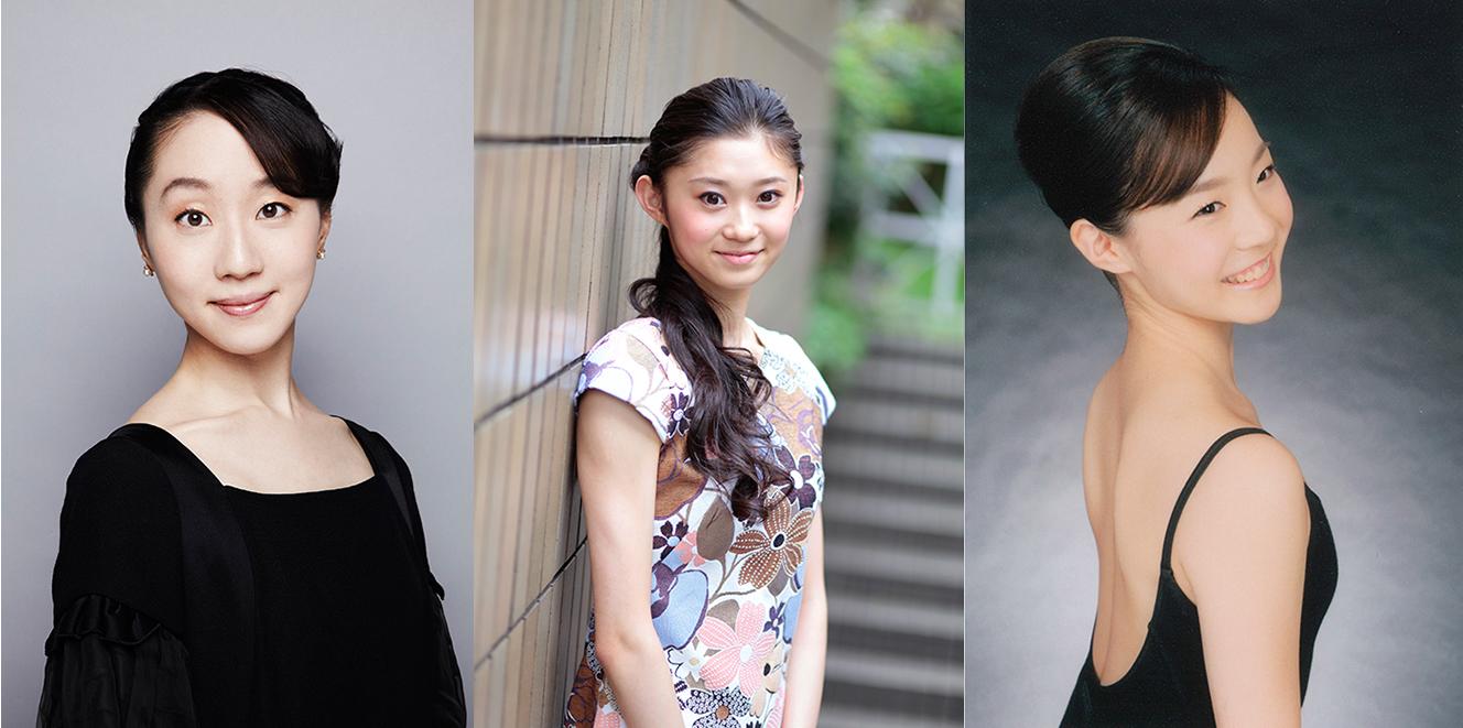 (左から)米沢唯/木村優里/池田理沙子