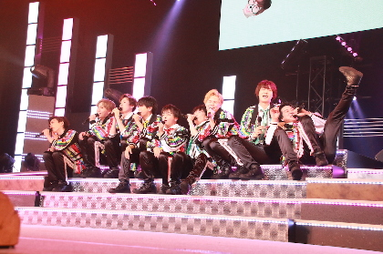 MeseMoa.  動画投稿サイト発の9人組ボーイズグループの全国ツアー2019『Ch8~チャンネル8~』大阪初日をレポート