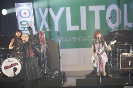 『GUM ROCK FES. In 日本武道館』第一試合