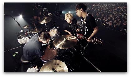 10-FEET「#おうちモッシュ#おうちダイブ#おうちシンガロング」最終回は2018年Zepp Tokyoライブ