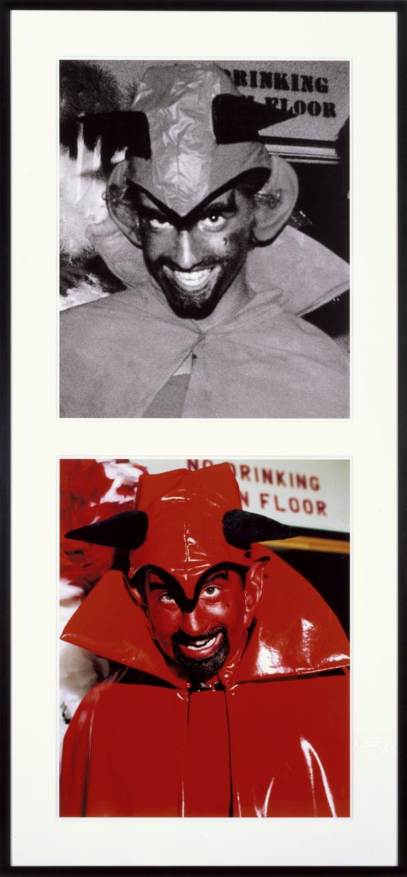 デビル:儀式の主催者 課外活動 再構成 #25  2004-2005年  Art (c) Mike Kelley Foundation for the Arts. All rights reserved/Licensed by VAGA, New York, NY