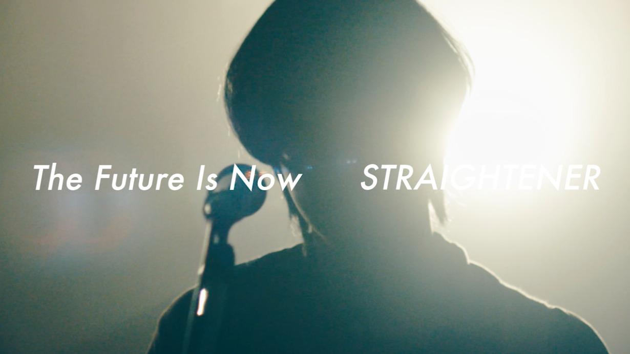 ストレイテナー「The Future Is Now」