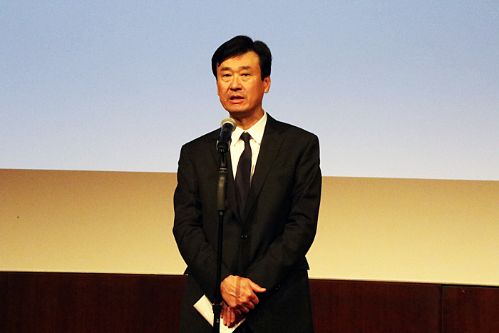 日本テレビ放送網株式会社 廣瀬健一取締役執行役員