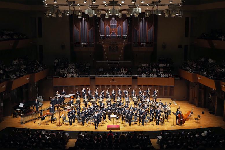 関西大学応援団吹奏楽部