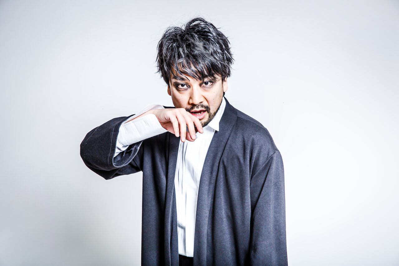 瀬尾卓也・謎の男 役