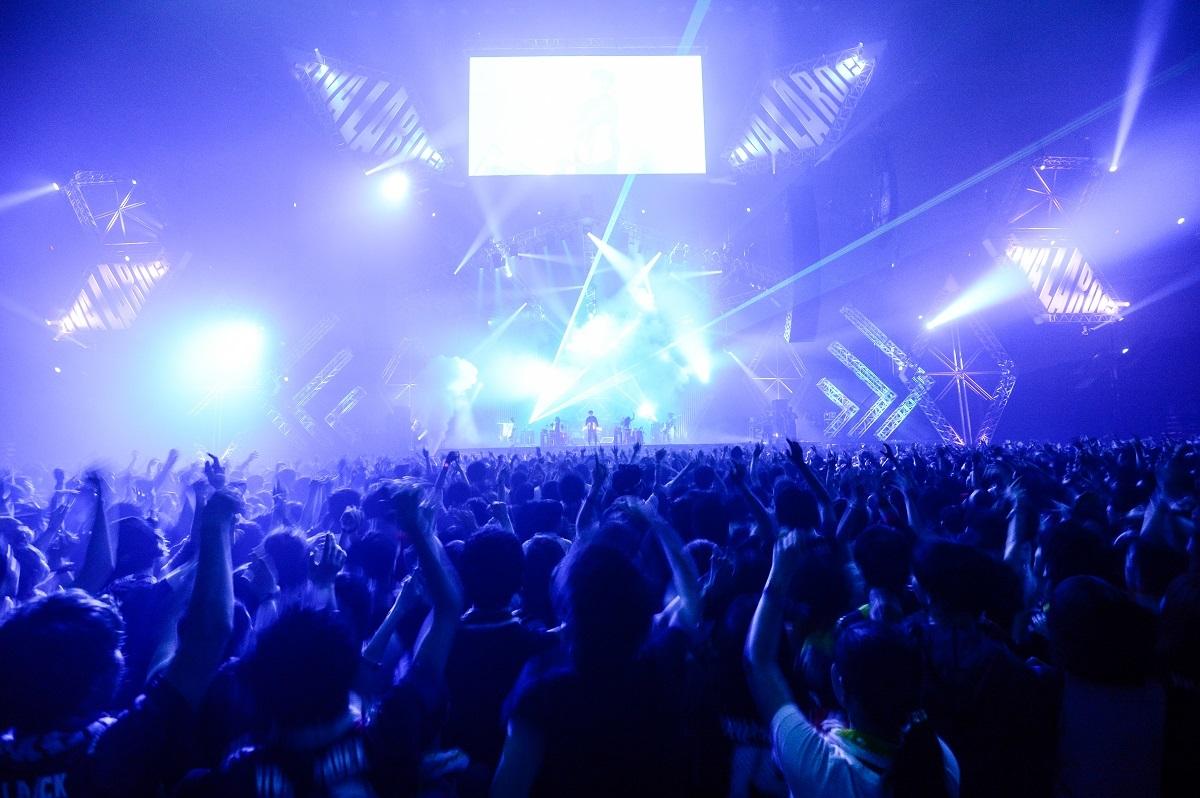 VIVA LA ROCK 2016 風景