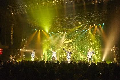 WEBER、熱狂のツアーファイナル・TSUTAYA O-EAST公演の公式レポートが到着 映像作品のリリースも発表