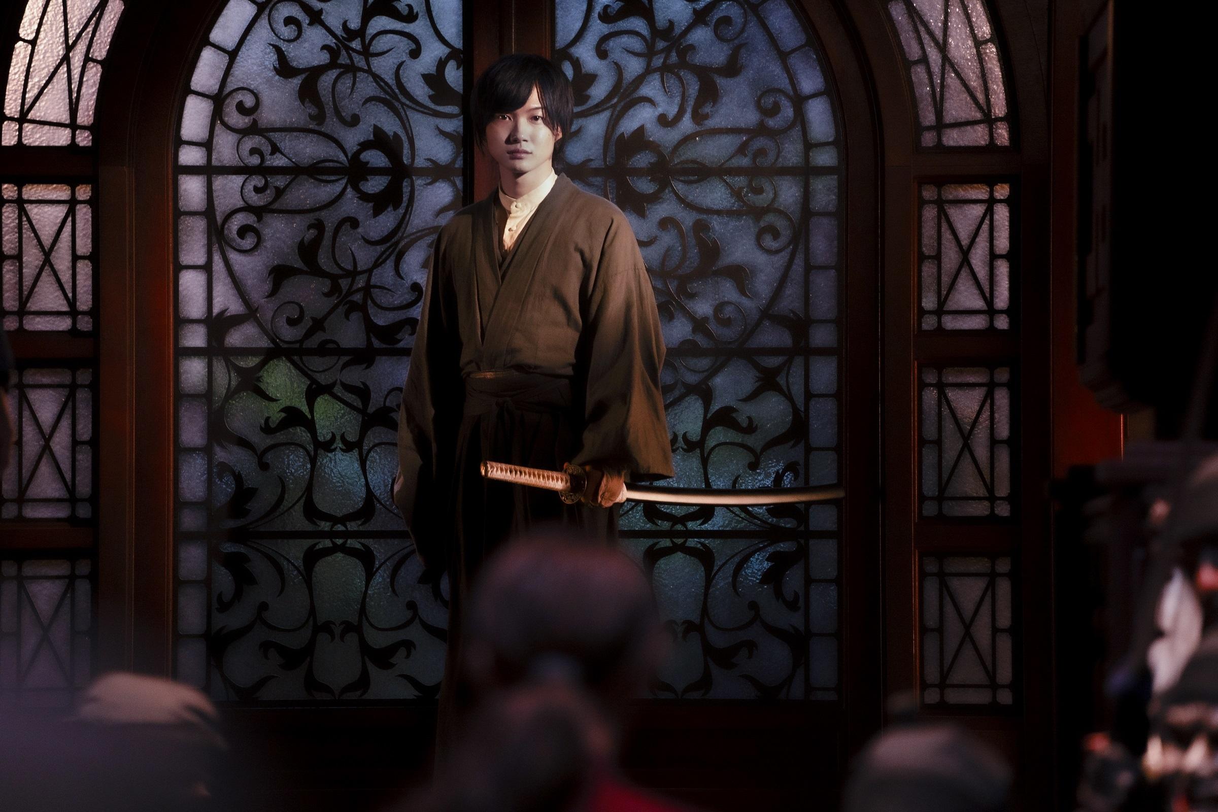 (C)和月伸宏/ 集英社 (C)2020 映画「るろうに剣心 最終章 The Final」製作委員会