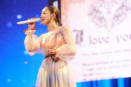 西野カナ 10周年記念全国アリーナツアーでニューシングル「Bedtime Story」を初披露