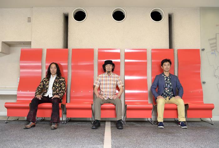左から 石渕聡、近藤良平、古賀剛