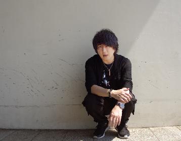 椎名慶治が2ヶ月連続で新曲を配信リリース 自身初の無観客配信ライブも