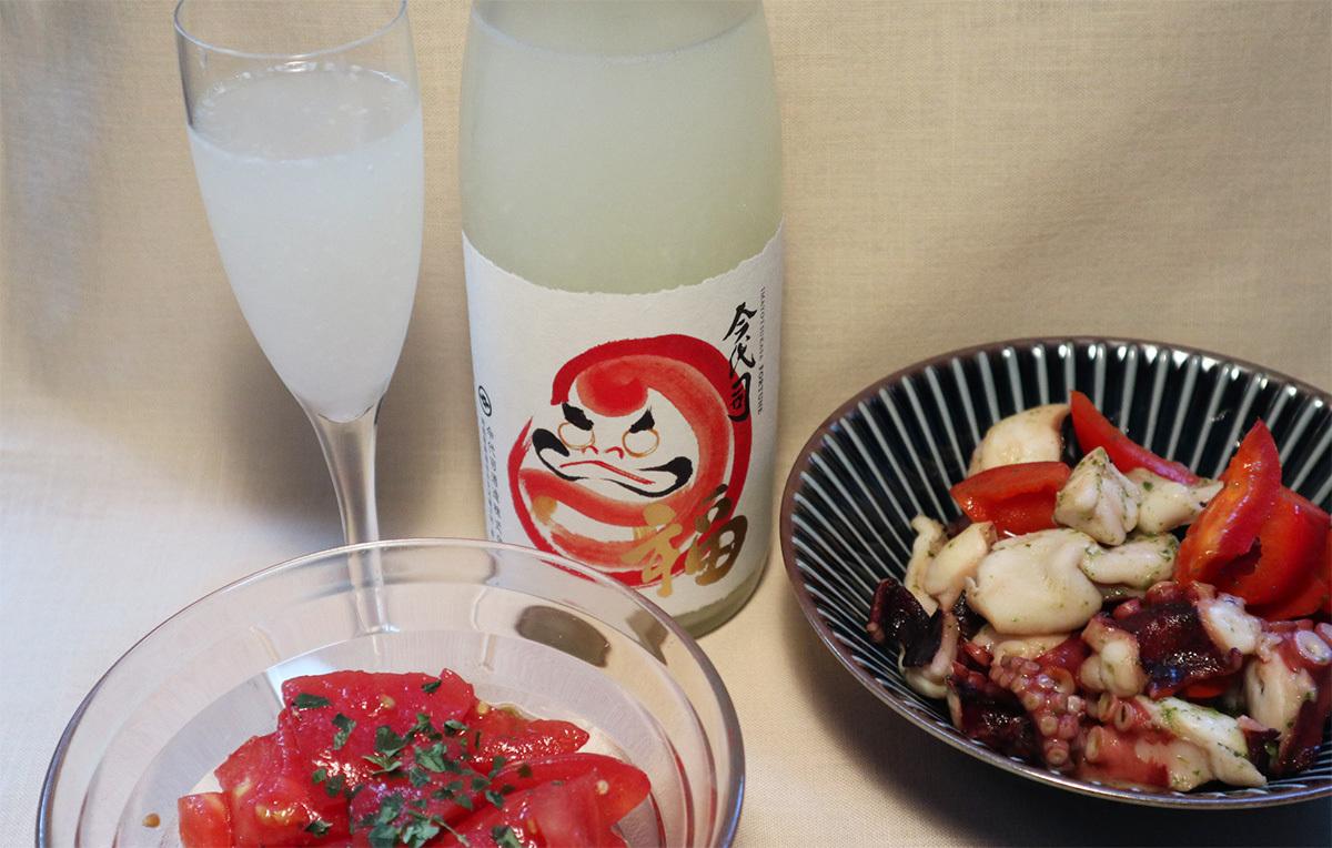 福酒スパークリング純米生酒