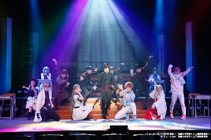 『地縛少年花子くん-The Musical-』開幕 オフィシャルゲネプロレポート&キャストコメントが到着