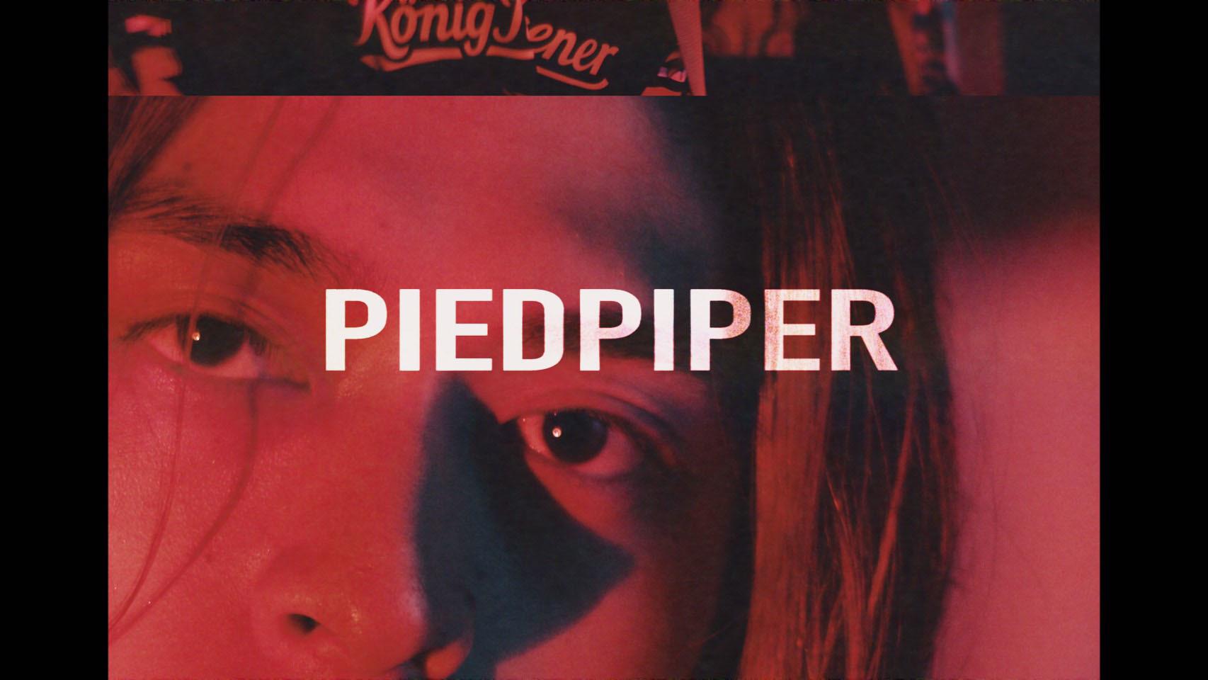 「PIEDPIPER」MVサムネイル