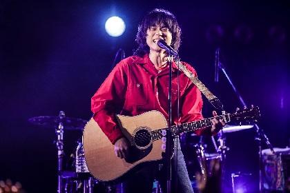 菅田将暉 25歳の誕生日に故郷・大阪でワンマンライブ
