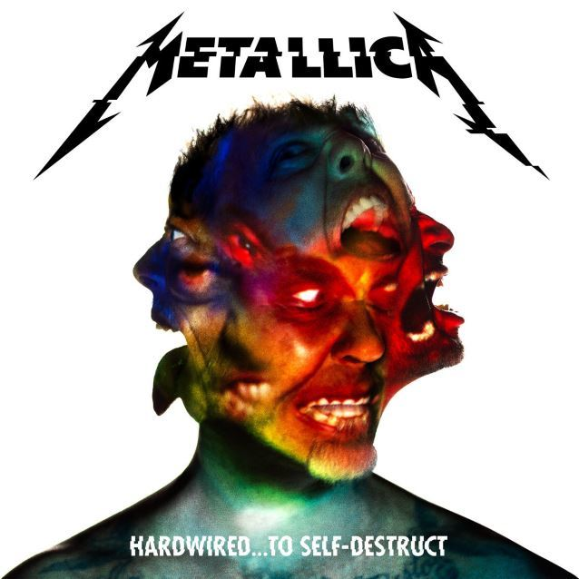 Metallica / Hardwired…To Self-Destruct