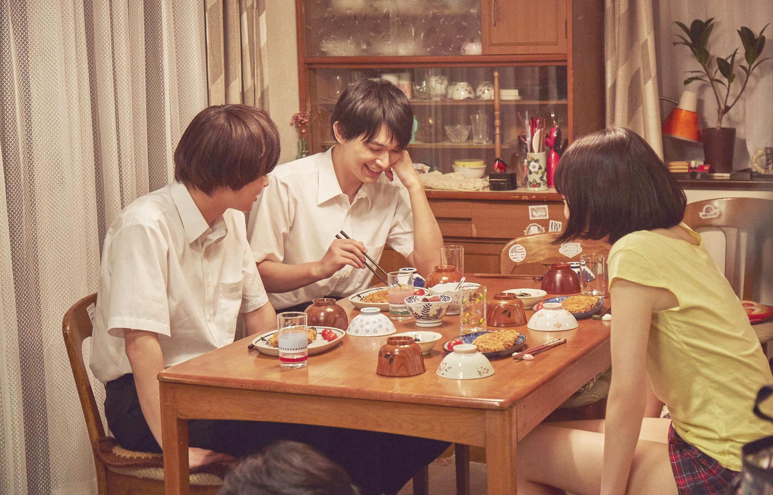 (C)西加奈子/小学館(C)2020「さくら」製作委員会