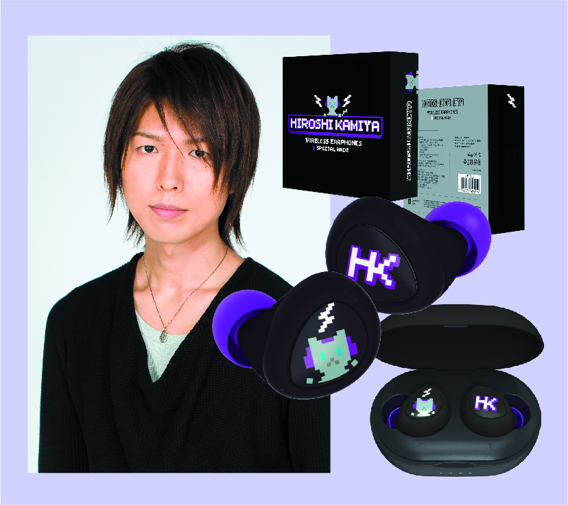 神谷浩史モデル