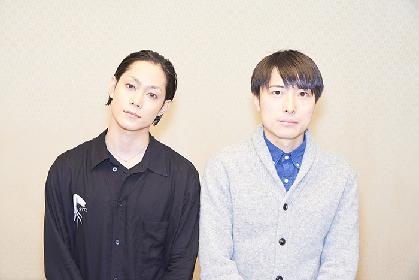 玉城裕規×中屋敷法仁が語り合う 現代日本にも通じる芸能戦国時代を描く『ミュージカル ふたり阿国』の見どころとは