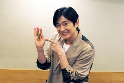 下野紘のコメント到着 明石家さんまプロデュース『漁港の肉子ちゃん』に出演決定、きっかけは『さんまのまんま』