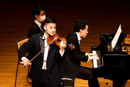 五嶋龍がヴァイオリンひとつで築く豊饒な世界~『デビュー25周年リサイタル・ツアー』ファイナル・ステージをレポート