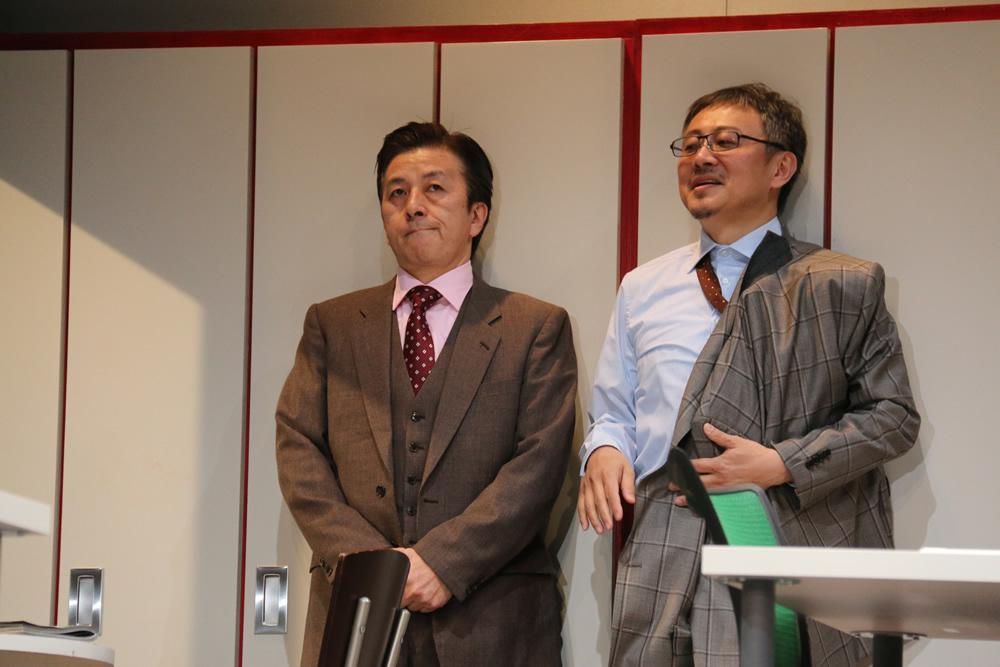 松尾貴史、大高洋夫「七つの秘密」