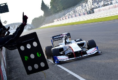 スーパーフォーミュラ6戦はルーキーが圧巻の走りで今季2勝目!