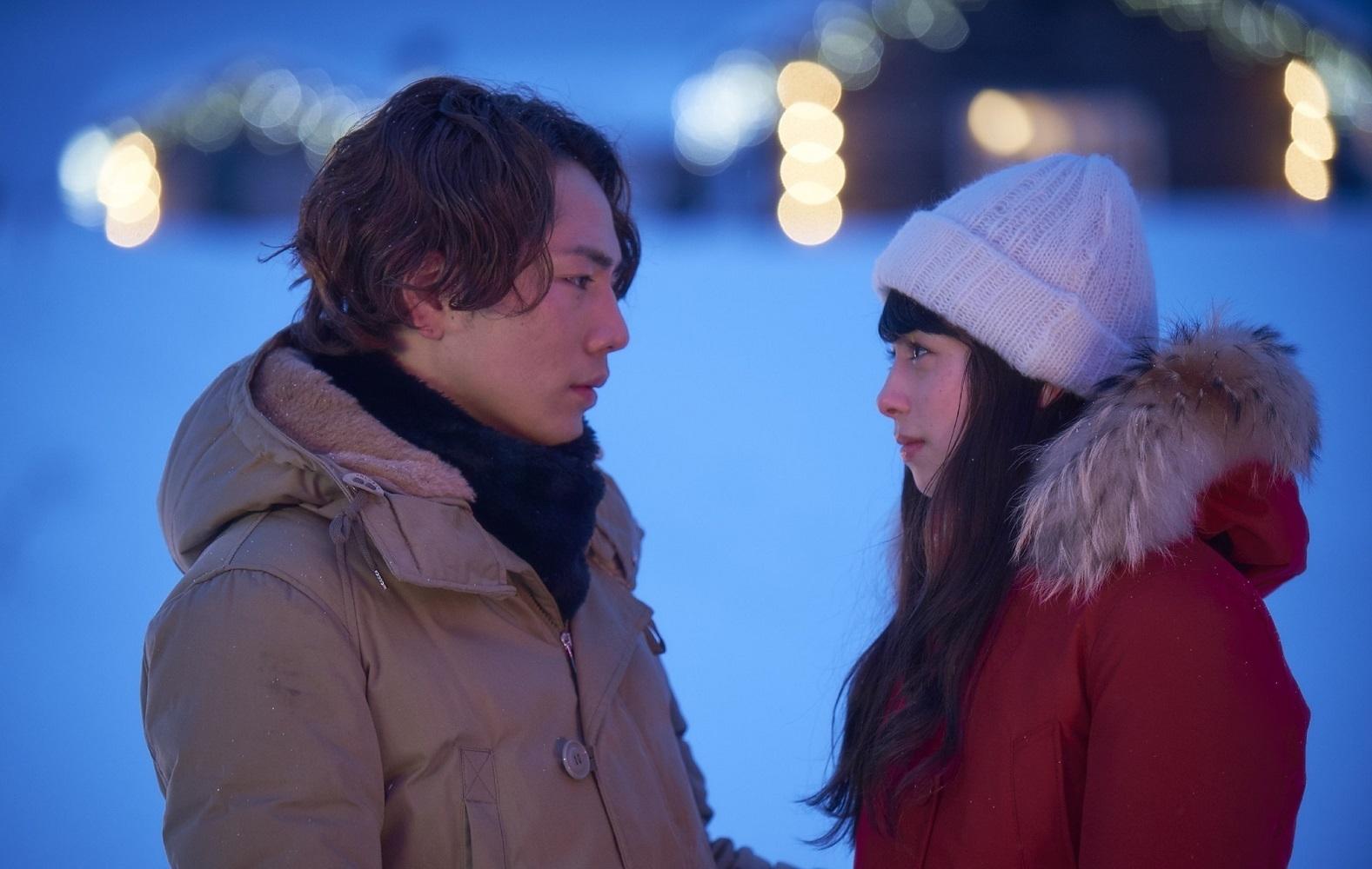 『雪の華』より (C)2019映画「雪の華」製作委員会
