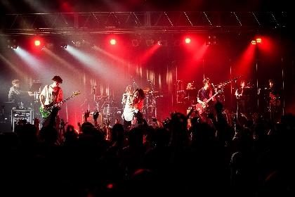 THE BACK HORN 音楽は人が生きてゆく力になるのか? その答えを見たツアー東京公演をレポート