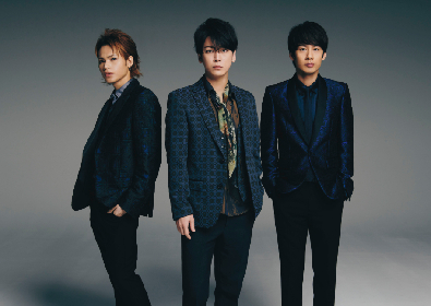 KAT-TUN、デビュー15周年を記念した冠番組『何するカトゥーン?』がスタート 亀梨和也・上田竜也・中丸雄一からのコメントも到着
