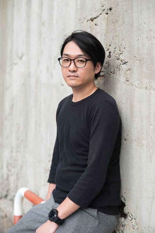 烏丸ストロークロック『まほろばの景2020』作・演出の柳沼昭徳  撮影:松原豊