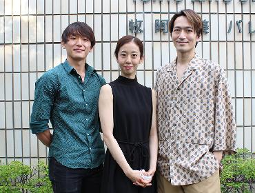 日本で上演しているのは牧阿佐美バレヱ団だけ、幸せ感満載の『リーズの結婚』を3キャストで上演~中川郁・元吉優哉 ・菊地研に聞く