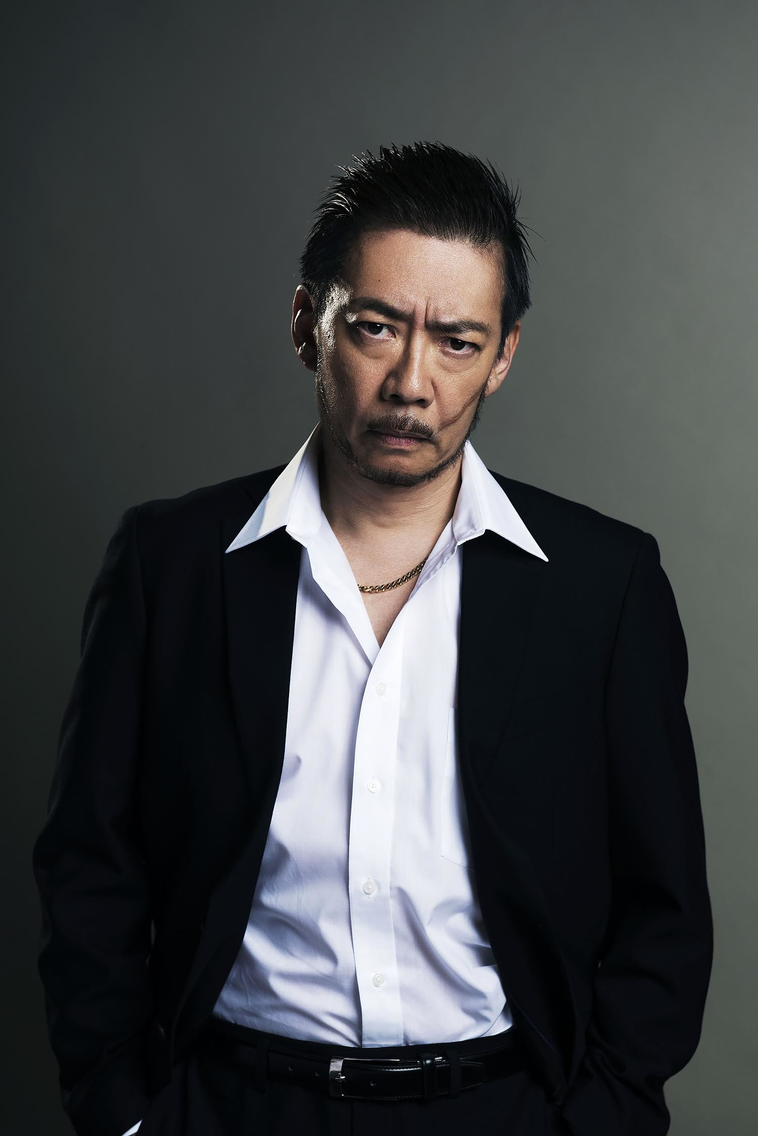 『ドラマ24「侠飯~おとこめし~」』生瀬勝久