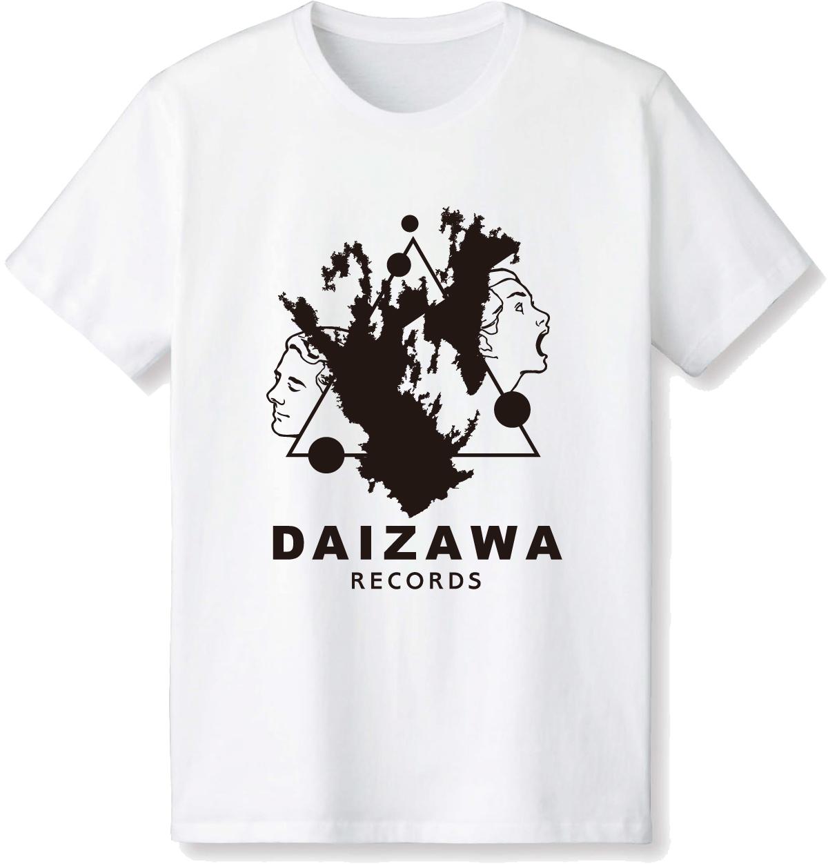DAIZAWA RECORDSロゴTシャツ