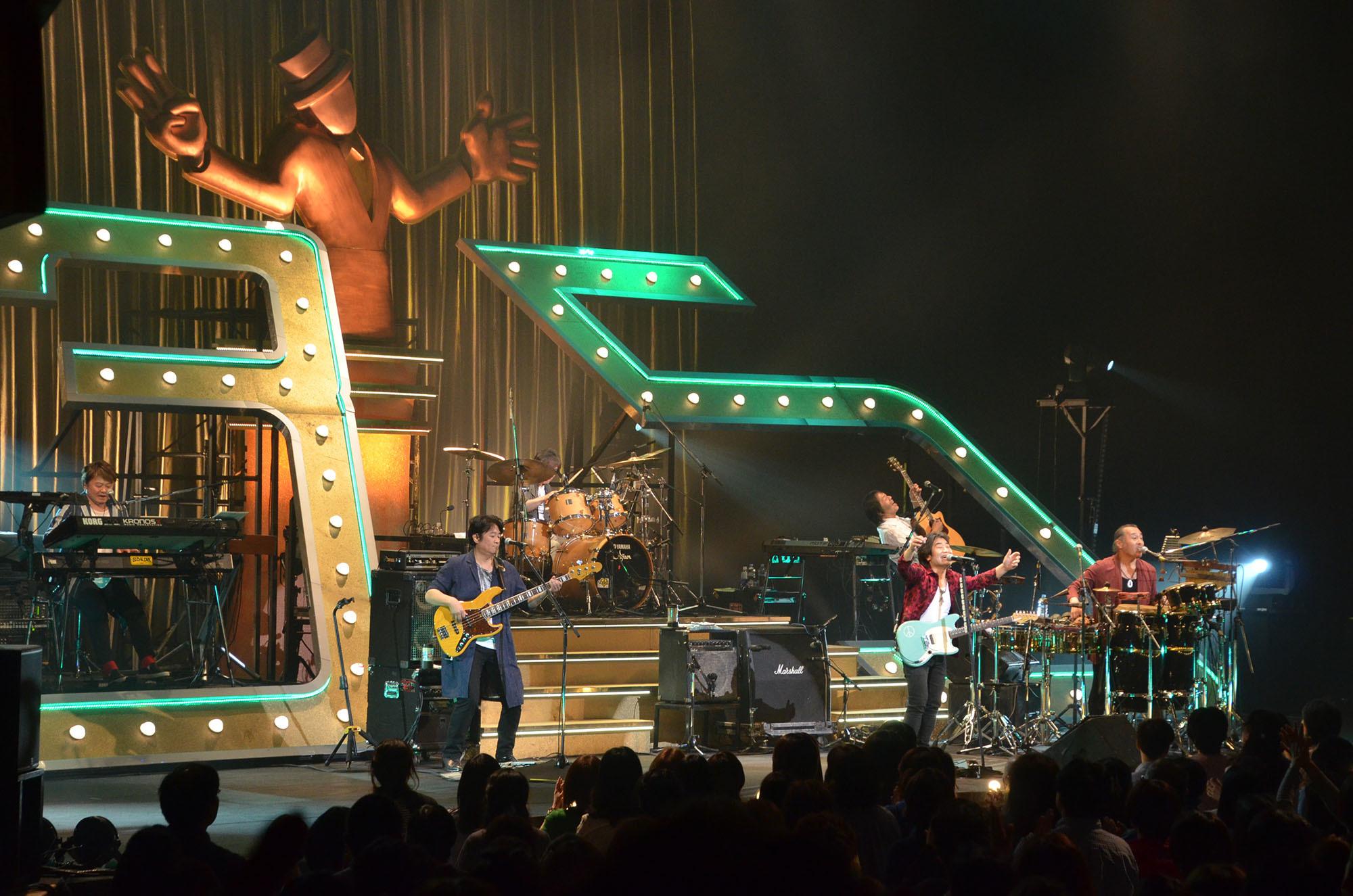 『STARDUST REVUE 35th Anniversary Tour「スタ☆レビ」』ファイナル公演