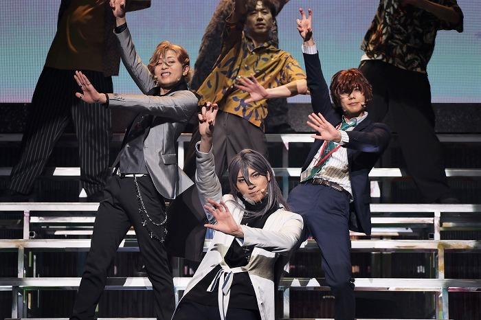 シンジュク・ディビジョン (C)『ヒプノシスマイク-Division Rap Battle-』Rule the Stage 製作委員会