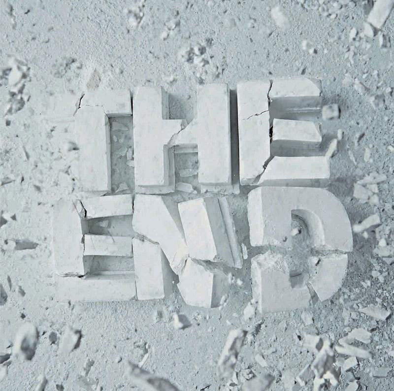 BLUE ENCOUNT『THE END』通常盤