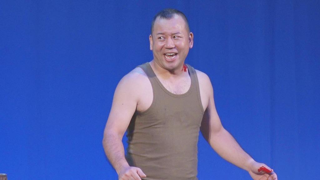 前回公演『ぺあ』より 西村瑞樹