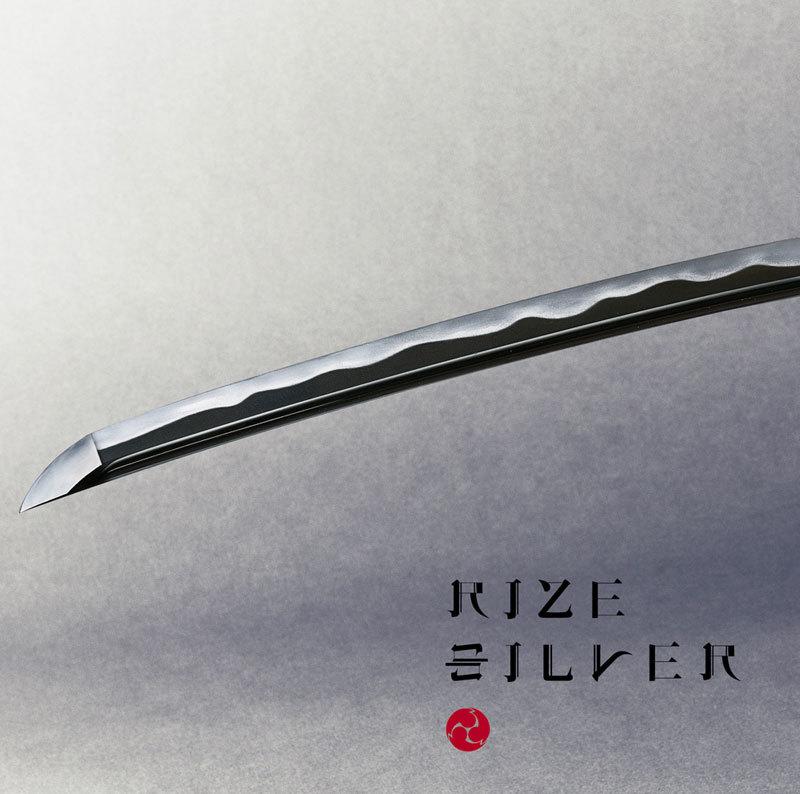 RIZE「SILVER」通常盤