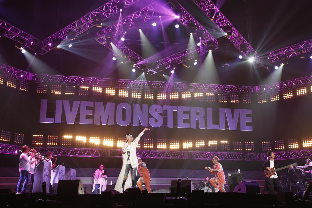DREAMS COME TRUE 『LIVE MONSTER LIVE 2017』 PHOTO:堀田芳香
