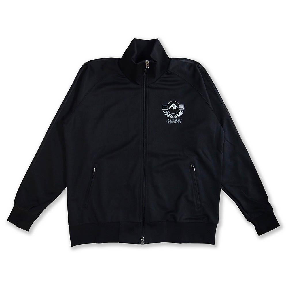 フジロック × GAN-BAN ジャージ / ラグランスリーブジャケット