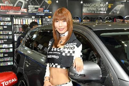 クルマもコンパニオンも百花絢爛! 「東京オートサロン2018」が華々しく開幕