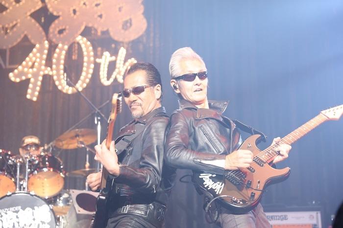 『横浜銀蝿40thコンサートツアー2020 〜It's Only Rock'n Roll集会 完全復活編 Johnny All Right!〜』