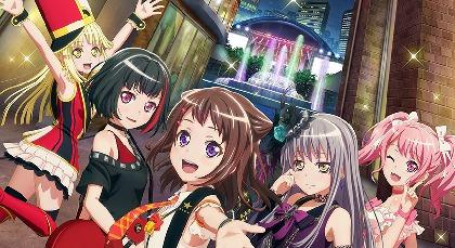 劇場版『BanG Dream! FILM LIVE』入場者プレゼント「ハロー、ハッピーワールド!」登場!興行収入2億円突破記念キャンペーン開催も
