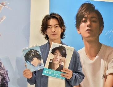 佐藤健、『半分、青い。』を振り返り「演じている役との別れが一番寂しい」 『佐藤健写真展2019』レポート