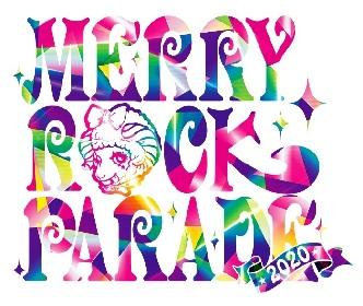 『MERRY ROCK PARADE 2020』sumika、フォーリミ、SHISHAMO、バニラズら 最終出演者を発表