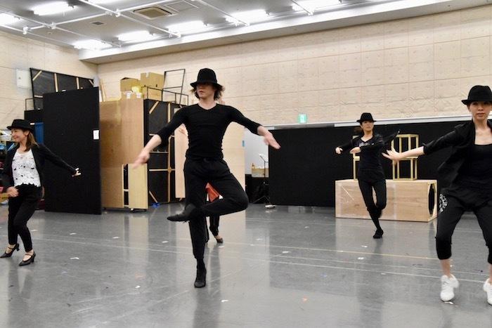 美しい肉体美で踊る宮尾俊太郎(Kバレエ カンパニー)